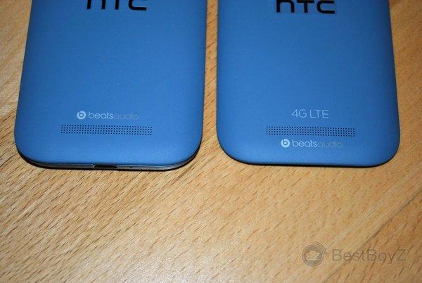 HTC One SV mit und ohne 4G LTE