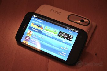 HTC One SV mit Sony PlayStation Mobile