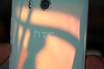 HTC U11: Changierende Farben, je nach Lichteinfall