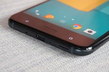 HTC U11: Kapazitive Tasten