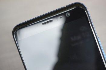 HTC U11: Oberseite – Frontkamera und Sensoren