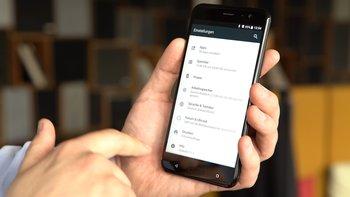 HTC U11: Einstellungen