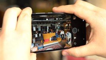 HTC U11: Kamera-App