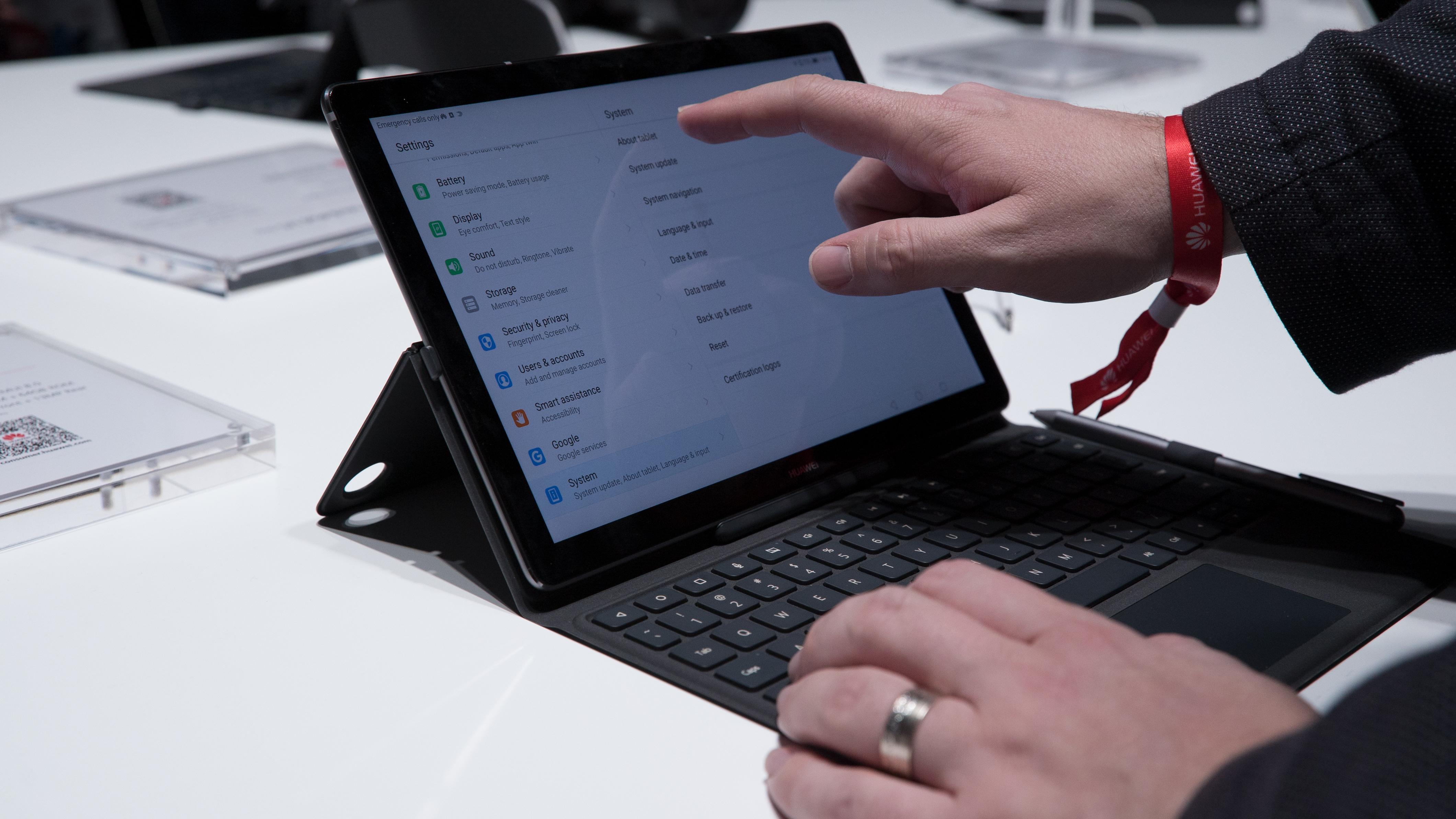 Huawei Mediapad M5 Pro Release
