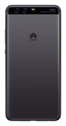 Huawei P10 Plus - Black - Back