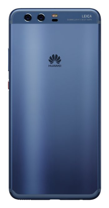 Huawei P10 Plus - Blue - Back