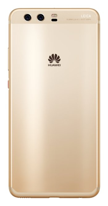 Huawei P10 Plus - Gold - Back