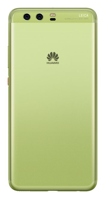 Huawei P10 Plus - Greenery - Back