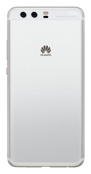Huawei P10 Plus - Silver - Back