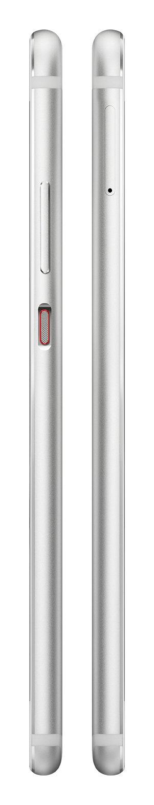 Huawei P10 Plus - Silver - Sides
