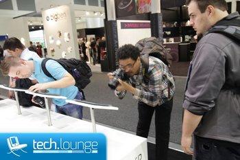 IFA2012 Jens, Kamal und Ben