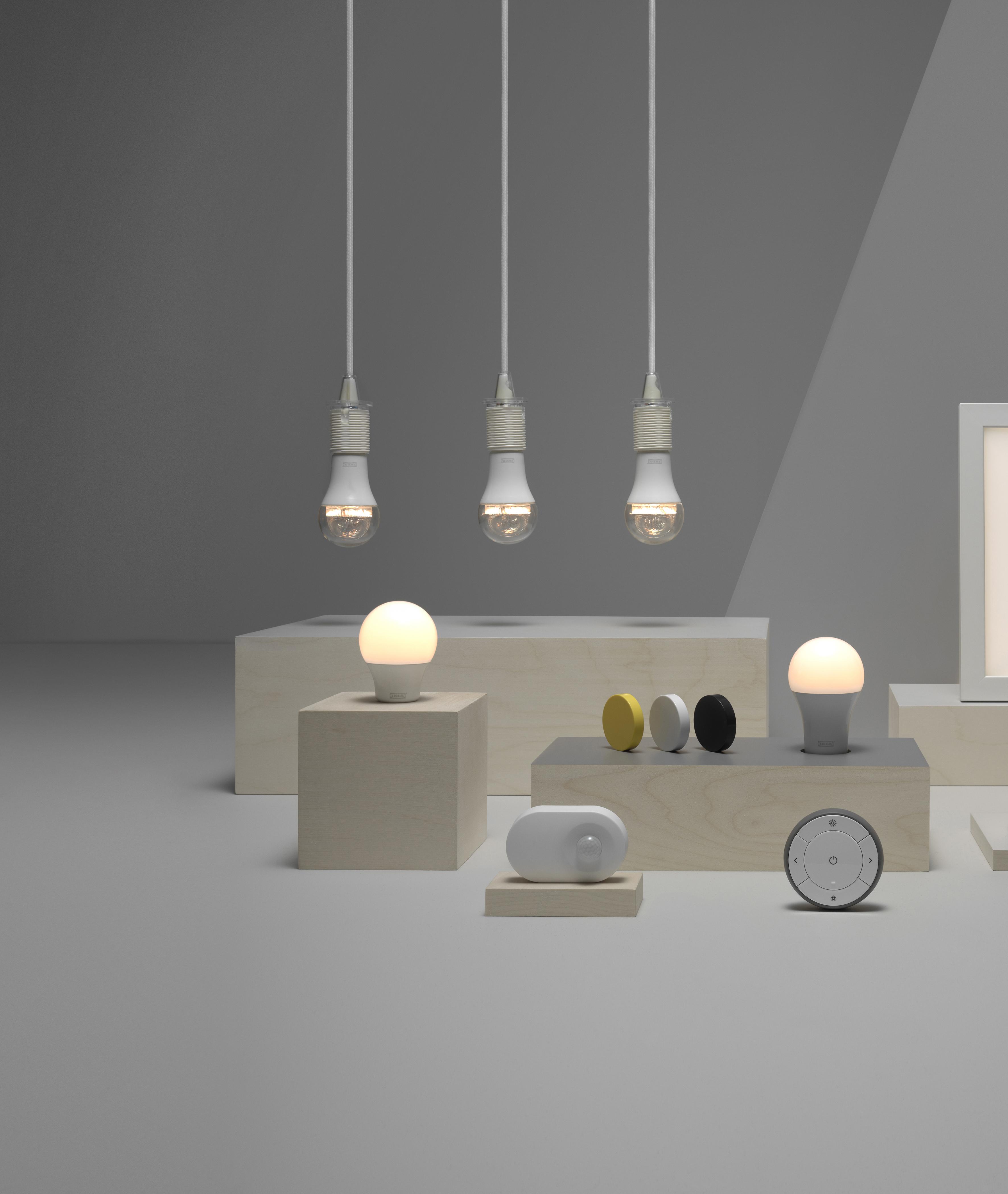 IKEA Smart Home Beleuchtung Tr¥dfri kommt jetzt nach Deutschland