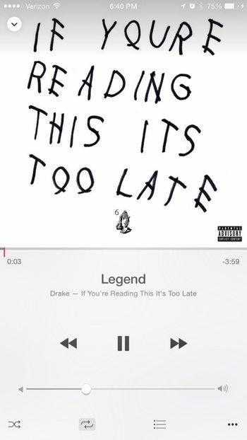 iOS 8.4 Musik App