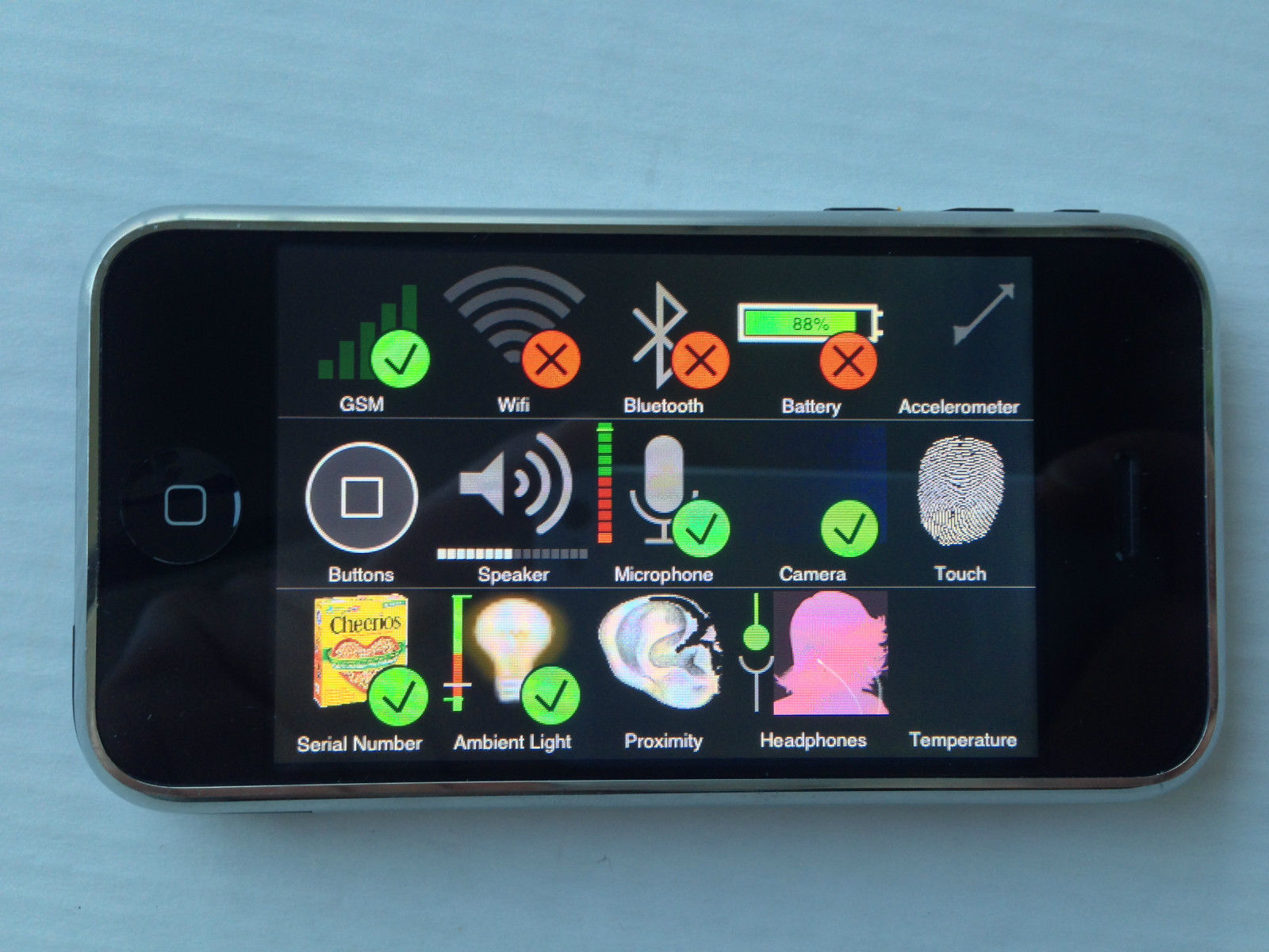 prototyp des ersten iphones f r dollar auf ebay verkauft giga. Black Bedroom Furniture Sets. Home Design Ideas