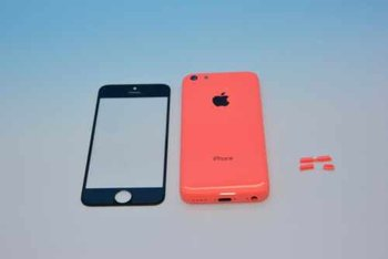 iPhone 5C (Rot)