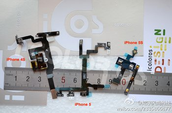Flex-Kabel für Lautstärkeregler