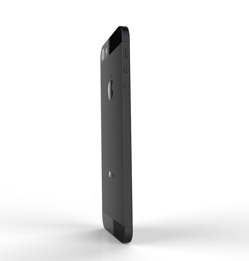 iphone 6 design konzept mit neuem homebutton d nnerem geh use giga. Black Bedroom Furniture Sets. Home Design Ideas