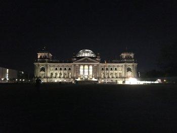 iPhone 6s iSight Nachtaufnahme