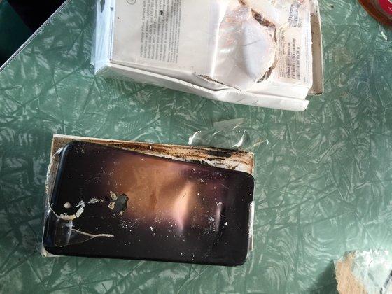 Iphone 7 Akku Explodiert