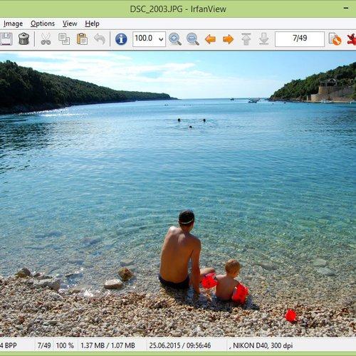 Irfanview kostenlose Bildbetrachter Download