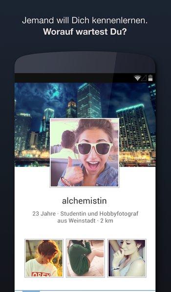 Deutschland dating app