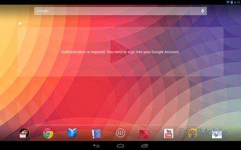 Homescreen mit Widget