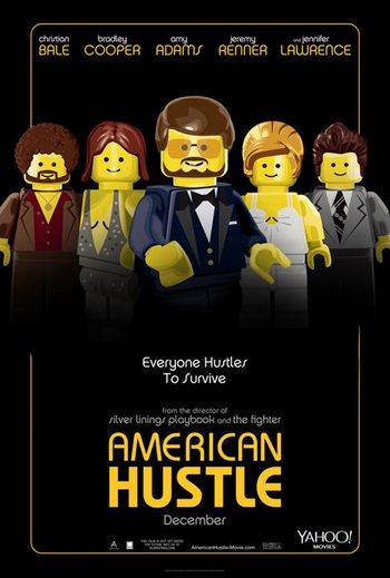 LEGO American Hustle