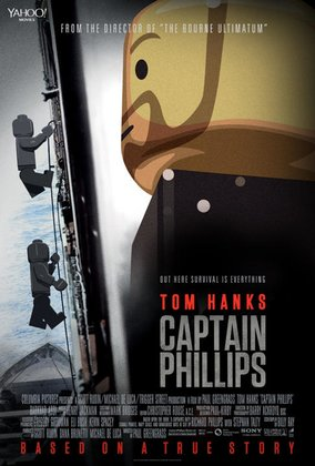 LEGO Captain Phillips