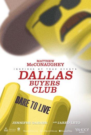 LEGO Dallas Buyers Club