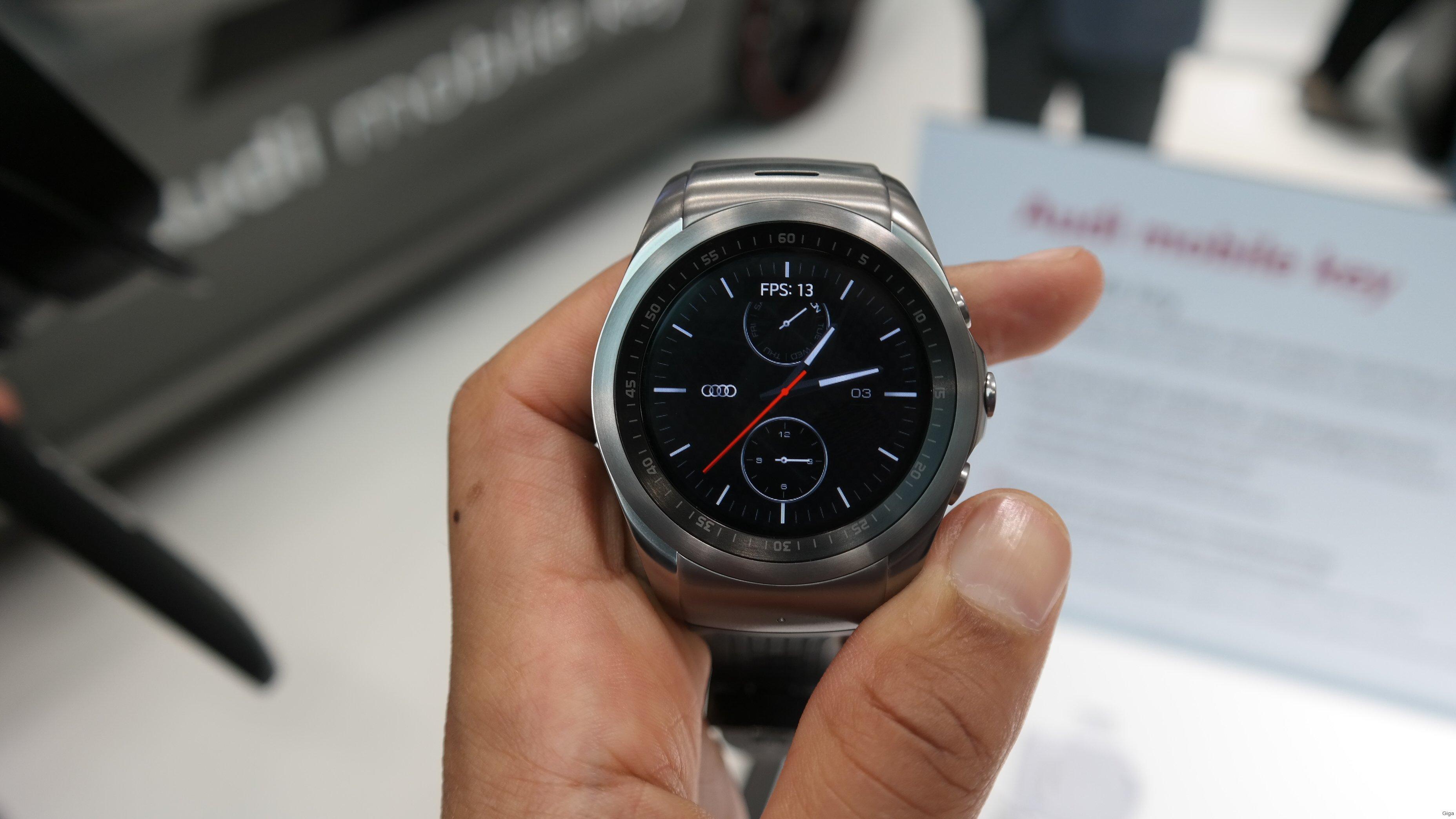 LG Watch Urbane LTE: Autarke Smartwatch mit WebOS im Hands ...