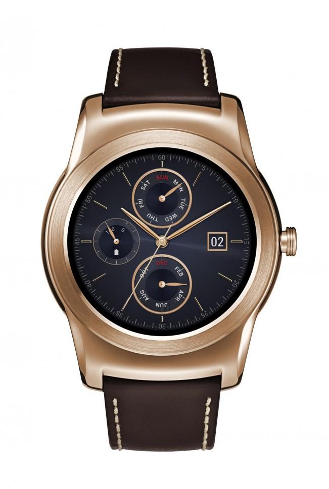 LG Watch Urbane: Luxus-Smartwatch mit Android Wear ...