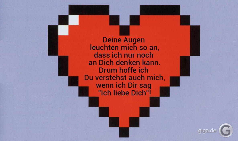 30 Liebessprüche für WhatsApp & Co.: Kitschig durch den Valentinstag