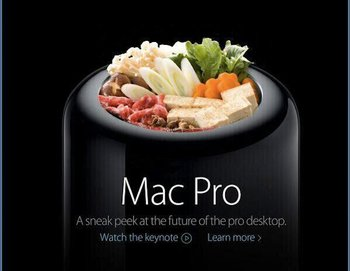 Mac Pro als Dampfgarer