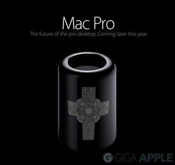 Mac Pro als Urne