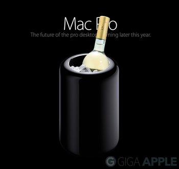 Mac Pro als Weinkühler