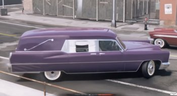 Bulworth Hearse