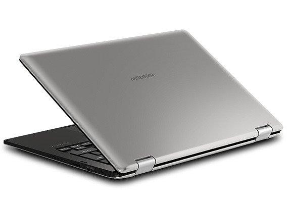 ALDI-Notebook: 11,6-Zoller Medion Akoya E2216T für 249 ...