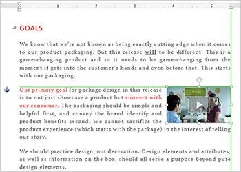 Professionelle Dokumente mit Word 2013