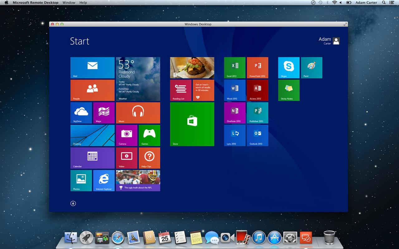 Microsoft Remote Desktop Protocol For Mac