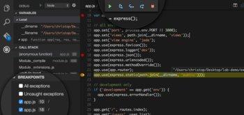 Microsoft Visual Studio Code Debugging