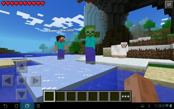 Minecraft - Pocket Edition (Android)
