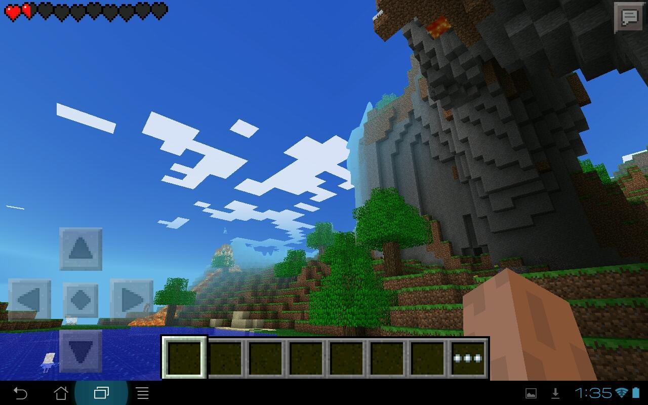 Minecraft Pocket Edition Für Android GIGA - Minecraft pocket edition spiele kostenlos