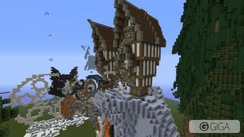 moved my project to a new flat map for Thedarksix :P #MinecraftXbox1 #MinecraftPS4 #mcxbla http://t.co/w2206lPIrV