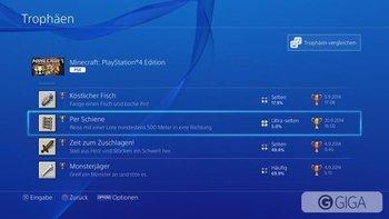 habe endlich die 500m Strecke fertig :) #MinecraftPS4 #PS4share http://t.co/eaWIR330L0