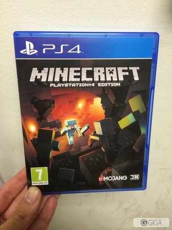 #MinecraftPS4 @MojangTeam #4ThePlayers #playstation #PS4 #crazyoctober http://t.co/jh7nxuHXva