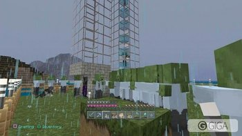 #MinecraftPS4 #MR&#8211&#x3B;MINECRAFT  #PS4share Do you think my Zombie grinder gets good spawn rates ? http://t.co/ADifTRxmUP
