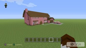 742 Evergreen Terrace #PS4share #TheSimpsons #MinecraftPS4 http://t.co/wWg4hnJF8x
