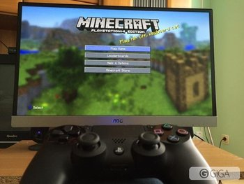#MinecraftPS4 I really enjoy playing this game. http://t.co/dAmLnO3EQn