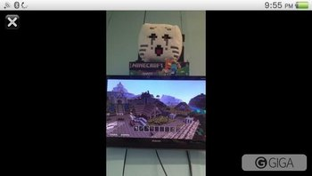 Guys Skyrim Mash up pack coming to #MinecraftPS3 #MinecraftPS4 and i think #MinecraftPSVita http://t.co/v4MpG55kGD