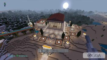 My World #MinecraftPS4 #MR&#8211&#x3B;MINECRAFT #PS4share http://t.co/jHebkjoQ38